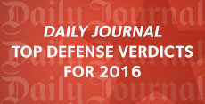 Munger Tolles Earns Two Spots on Daily Journal 'Top Defense Verdicts'
